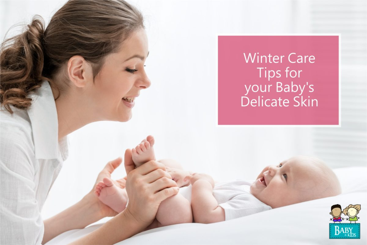 cfaa9feda Winter Care Tips for your Baby s Delicate Skin - Baby   Kids